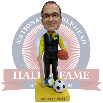 Michael Poll Milwaukee Panthers Bobblehead